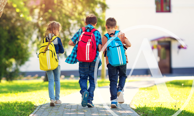 Fall Is in the Air: Healthy Back to School Tips